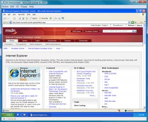 IE6 Working